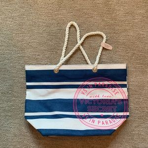 "Victoria Secret ""As in Paradise"" Tote"